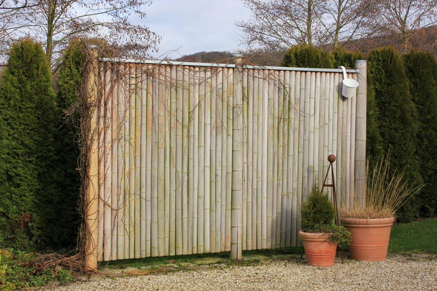 Holz - STRENGER Garten- und Landschaftsbau