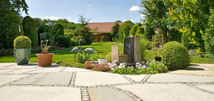 Zäune Für Terrassen : Sitzpl u00e4tze u0026 Terrassen STRENGER Garten und Landschaftsbau